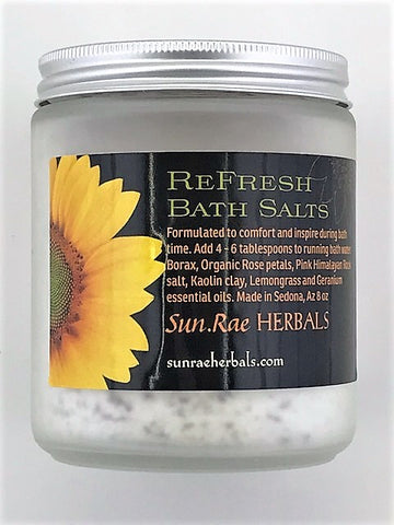 ReFresh Bath Salts