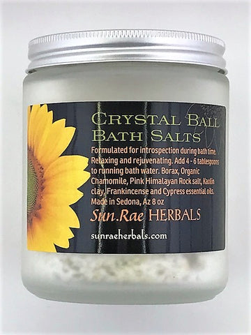 Crystal Ball Bath Salts