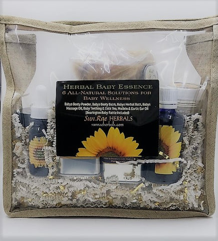 Herbal Baby Essence Gift Set