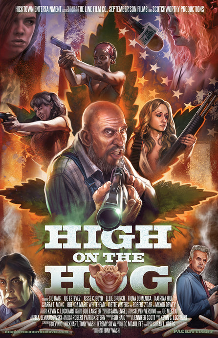 Official High on the Hog Movie Poster