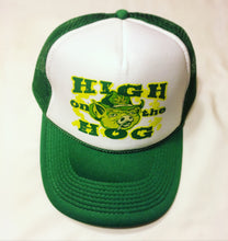 Two Tone Trucker Hats (Black/White or Green/White)