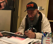 Artwork - Signed by artist Nate Bjork and actor Sid Haig