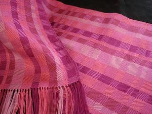 Handwoven Silk Scarves - Handworks Gallery