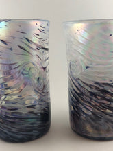 Milky Way Time Warp Glass Tumblers - Handworks Gallery