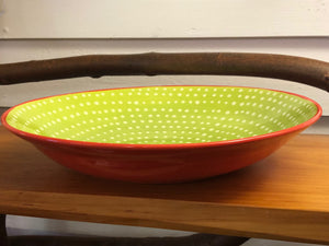 Lacey's Serving Bowl - Handworks Gallery
