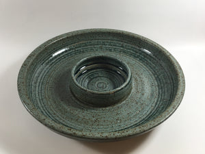 Chips/Salsa Serving Dish - Handworks Gallery
