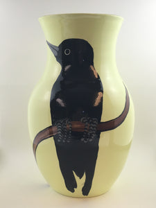Crow Vase - Handworks Gallery