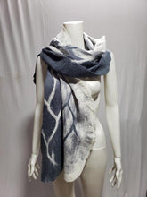 Trimdin Nuno Felted Shawl