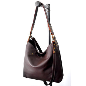 Shannon Leather Tote - Handworks Gallery