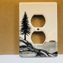 Maine Outlet Cover Plate