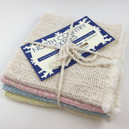 Handwoven Cocktail Napkins