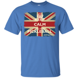 Keep Calm Play Pickleball GB G200 Gildan Ultra Cotton T-Shirt