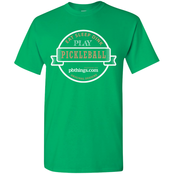 Eat Sleep Dink Pickleball G500 Gildan 5.3 oz. T-Shirt