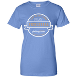 Eat Sleep Dink Pickleball G200L Gildan Ladies' 100% Cotton T-Shirt