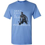 Keep Calm Play Pickleball G500 Gildan 5.3 oz. T-Shirt