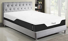Medium Firm CoolBreeze2 Gel Memory Foam Mattress