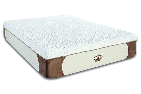 "12"" CoolBreeze Gel Memory Foam Mattress Cover! - DynastyMattress"