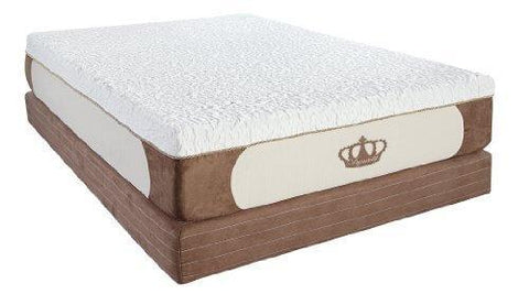 "14"" Grand CoolBreeze HD GEL Memory Foam Mattress - DynastyMattress"