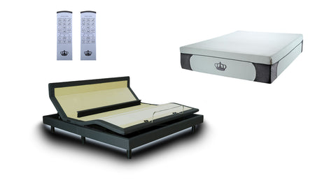 Our NEWEST and BEST Adjustable bed base the DM9000S Series! TESTING