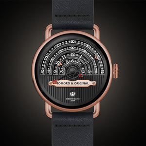 TOMORO Original 2017 Most Creative Tactical Unique Hour Reading Designer Reloj Hombre Men Watches Casual Male Quartz Clock Watch