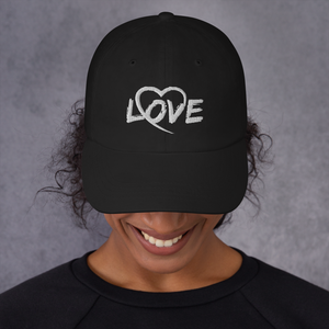 Embroidered Love Hat