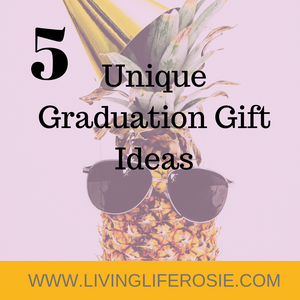 5 Unique Graduation Gift Ideas