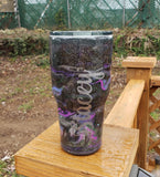 Galaxy Ink Stainless Steel Tumbler