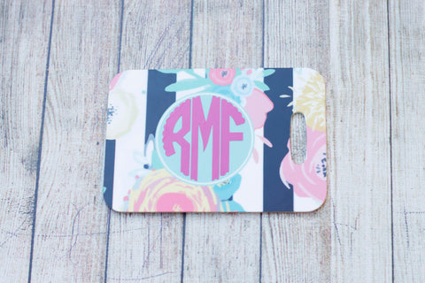 Lilly P Inspired Personalized Luggage Tags
