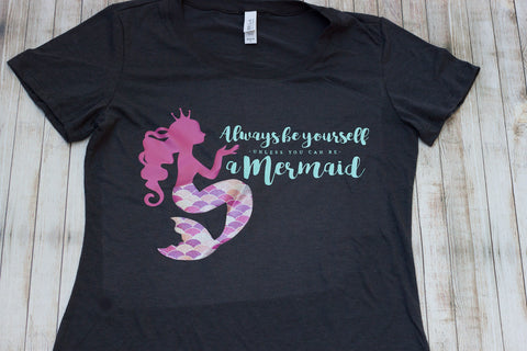 Mermaid Women's Tee Shirt