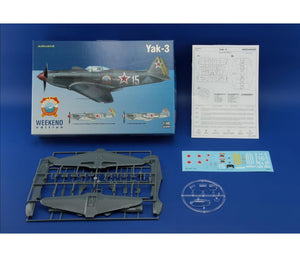 1/48 Yak-3 (Weekend Edition)