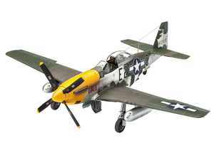 1/32 P-51D Mustang, Early Version