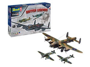 1/72 British Legends Gift Set - Hobby Sense