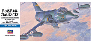 1/72 F104S/F104G Star Fighter Italian/Luftwaffe