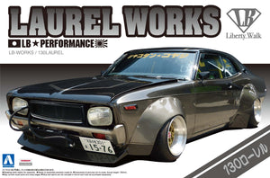 1/24 Nissan LB Works 130 Lawrel