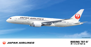 1/200 Boeing 787-8 Dreamliner Japan Airlines
