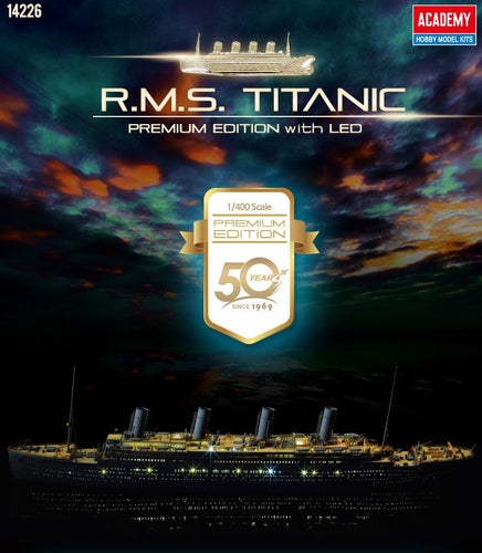Titanic 50th Anniversary Premium Edition with LED