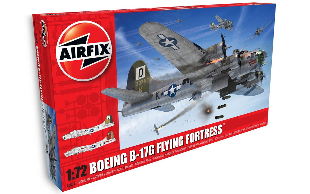 Boeing B-17G Flying Fortress w/2 extra schemes