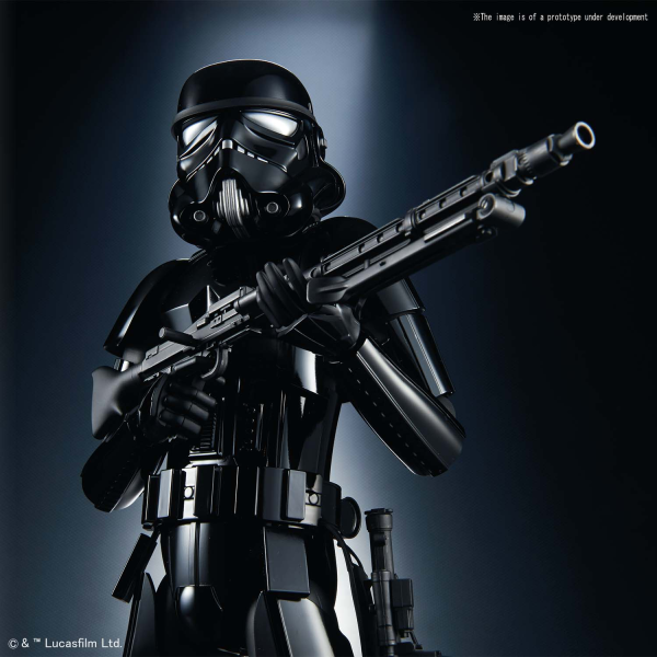 1/6 Shadow Stormtrooper, Star Wars - Hobby Sense
