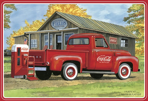 1/25 1953 Ford F-100 Pickup Truck, including Die Cast Vending Machine and Dolly - Hobby Sense