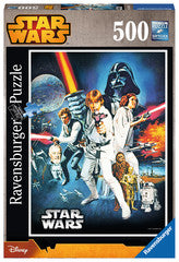 Star Wars (500 pc Puzzle)
