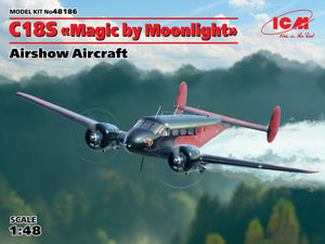 "C18S ""Magic by Moonlight"", American Airshow Aircraft"