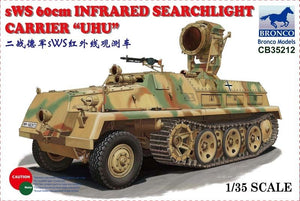 "SWS 60cm Infrared Searchlight Carrier ""Uhu"""