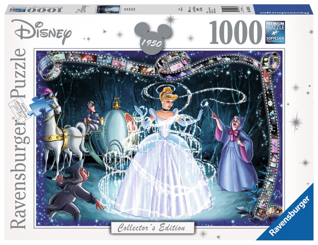 Cinderella, Disney Collection - Hobby Sense