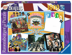 The Beatles, Albums 1967-70