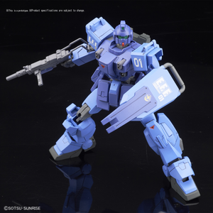 1/144 HGUC Blue Destiny Unit 1 Exam