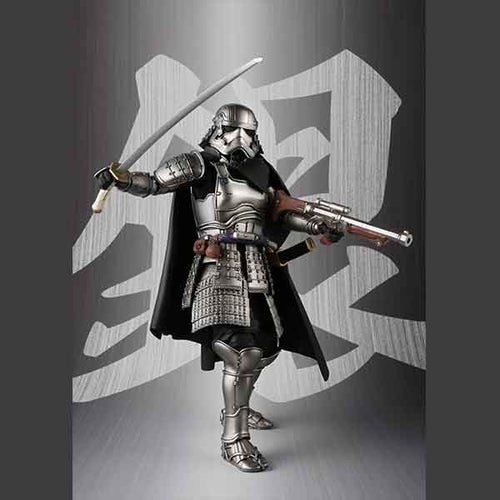 Ashigaru Taisho Captain Phasma, Star Wars, Bandai Meisho Movie Realization