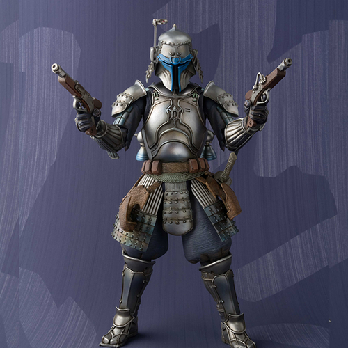 Ronin Jango Fett, Star Wars, Bandai Meisho Movie Realization