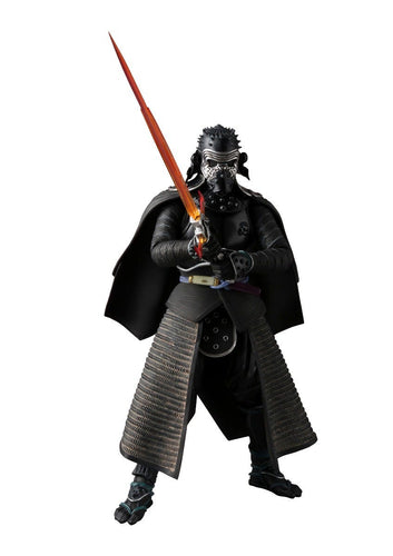 Samurai Kylo Ren, Star Wars Episode VII, Bandai Meisho Movie Realization