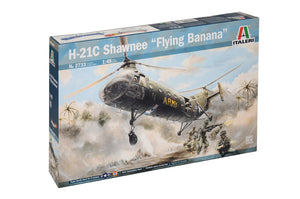 "H-21C Shawnee ""Flying Banana"""