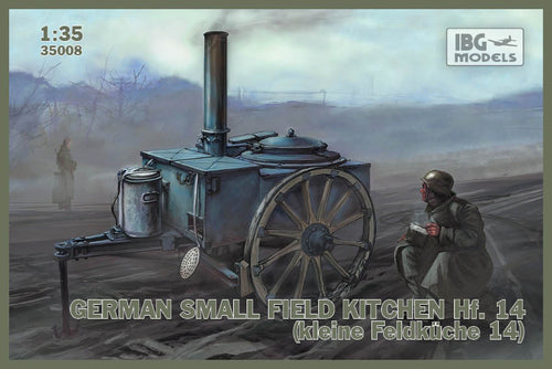 German small field kitchen Hf.14
